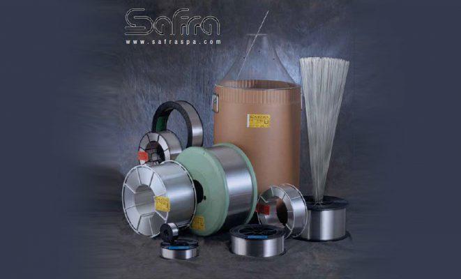 Vật liệu hàn hãng Safra S.p.a (Italia)